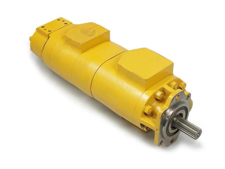 Caterpillar Replacement Hydraulic Pump - Model 6E-4182 Gear
