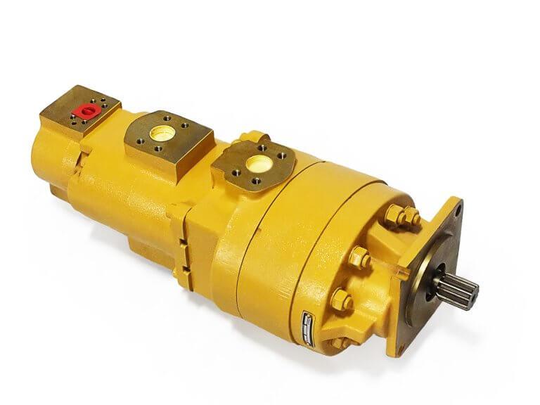 Caterpillar Replacement Hydraulic Pump - Model 6E-5650 Axial