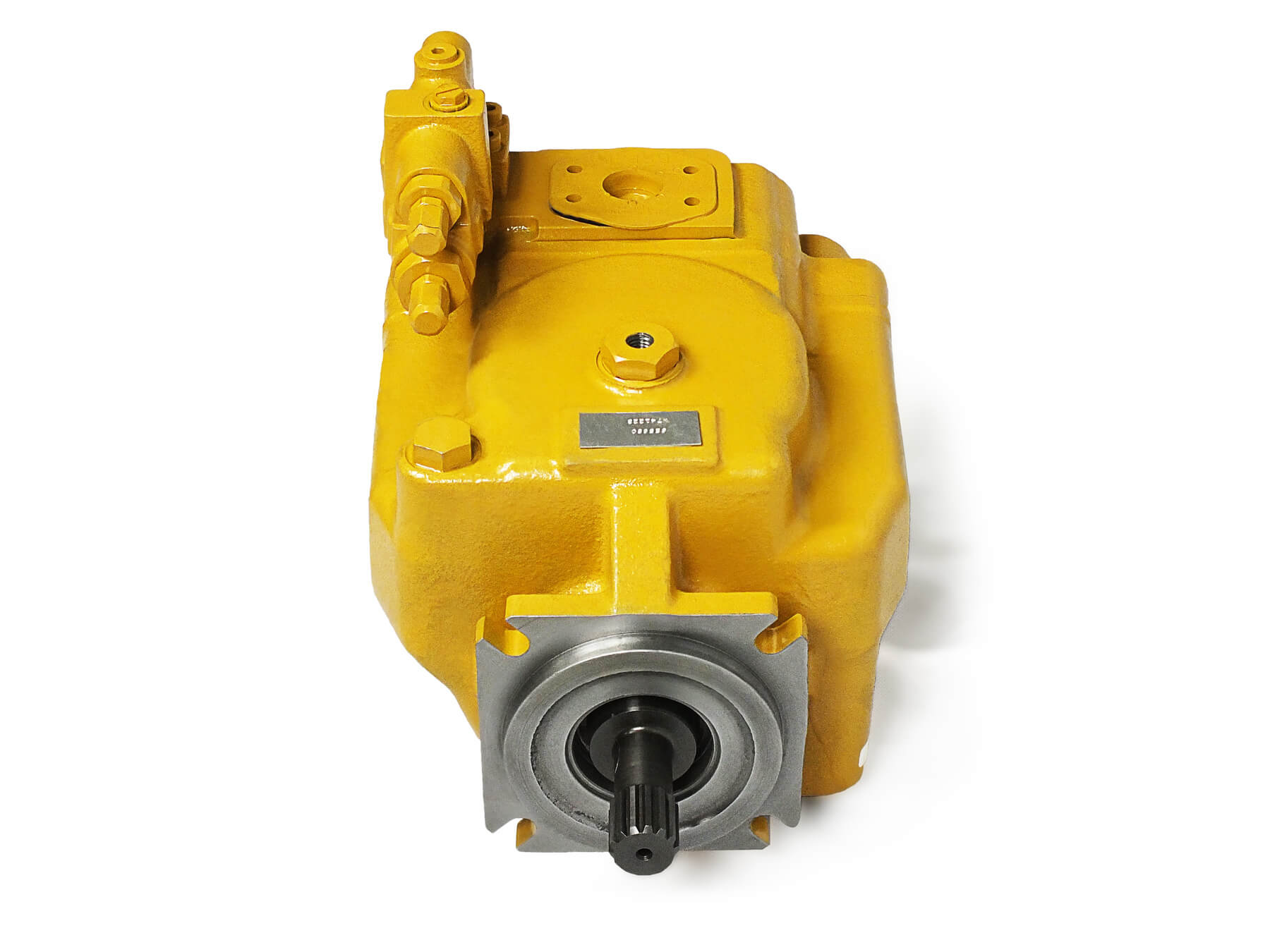 Caterpillar Replacement Hydraulic Pump - Model 6E-5650 Axial Piston Pump  Variable Displacement